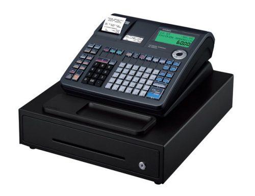 Máy tính tiền Casio SE C6000 giá bao nhiêu? Lưu ý mua máy tính tiền