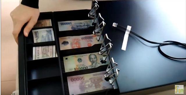 Cash đựng tiền giá bao nhiêu? Cập nhật bảng giá mới nhất năm 2018