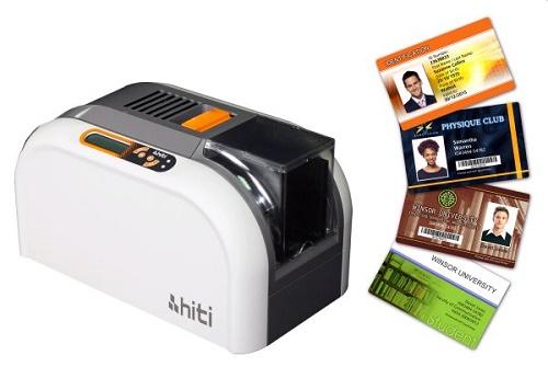 Máy in thẻ nhựa 2 mặt HITI CS320