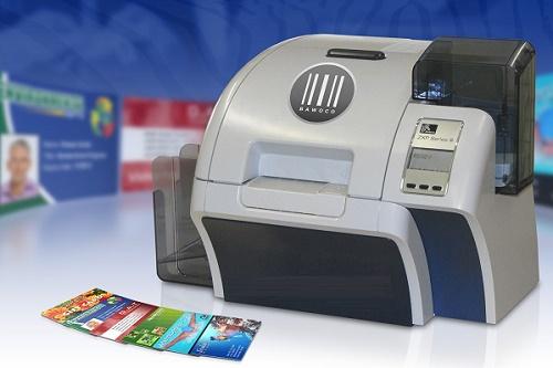 Máy in thẻ nhựa 2 mặt rất quan trọng trong việc in thẻ
