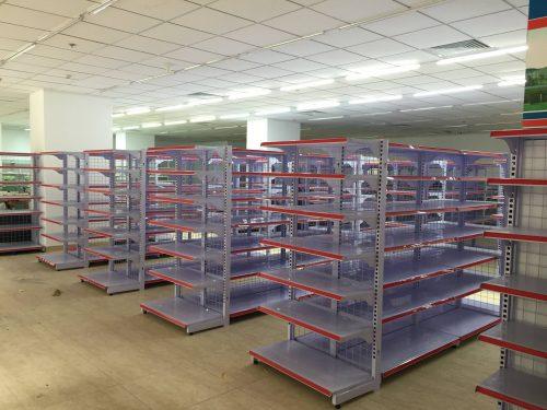 Các địa chỉ uy tín bán kệ siêu thị giá rẻ tại Hà Nội bạn nên tham khảo
